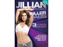 Джиллиан Майклс. Jillian Michaels:KILLER ABS. Фитнес видео