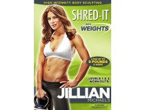 Джиллиан Майклс. Jillian Michaels: Shred-It With Weight Kettlebell Workout. Силовая тренировка с гирями