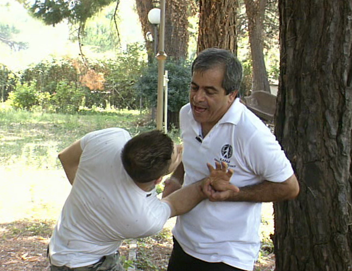 KAPAP Крав-Мага Защита от ножа / Kapap Krav Maga Defense against knife