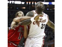 NBA PLAYOFFS 2010. 1/4 финала.Cleveland Cavaliers - Chicago Bulls
