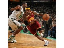 NBA PLAYOFFS 2010. 1/2 финала.Cleveland Cavaliers - Boston Celtics