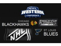 1/8 финала Кубка Стэнли 2014. Сент-Луис Блюз — Чикаго Блэкхокс St. Louis Blues - Chicago Blackhawks