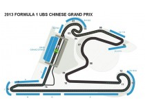 2013 FORMULA 1 UBS CHINESE GRAND PRIX. Гран-при Китая 2013