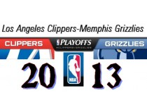 NBA Playoffs 2013. West. Первый раунд. Los Angeles Clippers-Memphis Grizzlies
