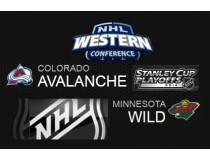 1/8 финала Кубка Стенли 2014. Колорадо Эвеланш — Миннесота Уайлд / Colorado Avalanche - Minnesota Wild
