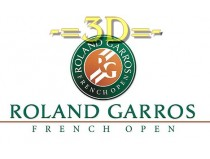 Roland Garros 2012 в 3D. Финал. Сара Эррани- Мария Шарапова. Final. Errani - Sharapova 3D