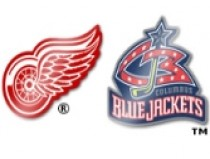 NHL 08/09, Кубок Стэнли, 1/8 финала, Columbus Blue Jackets - Detroit Red Wings. ВСЕ МАТЧИ.HDTV