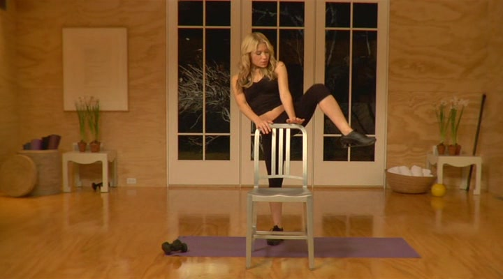 The Tracy Anderson Method Presents Mat Workout DVD