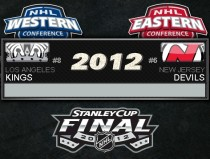Los-Angeles Kings-New-Jersey Devils. Финал НХЛ 2012 Нью-Джерси Дэвилс-Лос-Анжелес Кингс / NHL Stanley cup final 2012