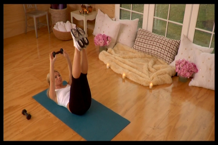 The Tracy Anderson Method. Post-Pregnancy Workout