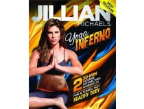 Джиллиан Майклc. Йога Инферно / Jillian Michaels. Yoga Inferno