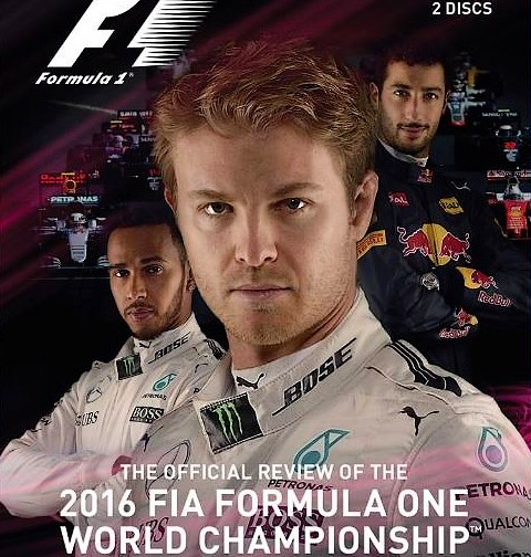Formula 1. 2016. Official season review