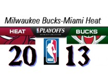 NBA Playoffs 2013. East. Первый раунд. Milwaukee Bucks-Miami Heat