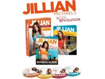 Джиллиан Майклс. Jillian Michaels: Body Revolution. Фитнес видео.