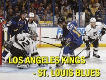 St. Louis Blues-Los Angeles Kings. 1/4 финала НХЛ плей-офф 2012 / NHL Stanley cup playoffs 2012
