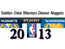 NBA Playoffs 2013. West. Первый раунд. Golden State Warriors-Denver Nuggets