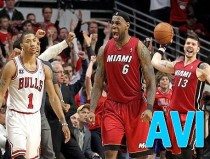Финал Восточной Конференции 2011 Чикаго Буллз-Майами Хит / NBA Final Western Conference 2011 Chicago Bulls-Miami Heat. AVI