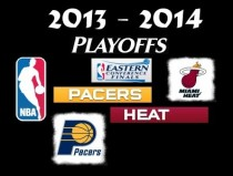 NBA Playoffs 2014. East. Final. Miami Heat-Indiana Pacers