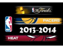 NBA Playoffs 2014. Final. Miami Heat-San Antonio Spurs