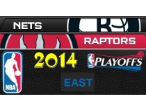 NBA Playoffs 2014. East. Первый раунд. Торонто Рэпторс - Бруклин Нетс