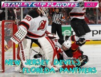 NEW JERSEY DEVILS-FLORIDA PANTHERS. 1/8 финала НХЛ плей-офф 2012 / NHL Stanley cup playoffs 2012