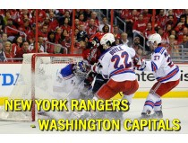 New York Rangers-Washington Capitals. 1/4 финала НХЛ плей-офф 2012 / NHL Stanley cup playoffs 2012