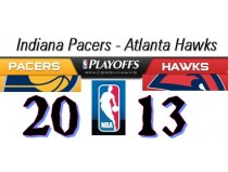 NBA Playoffs 2013. East. Первый раунд. Indiana Pacers - Atlanta Hawks