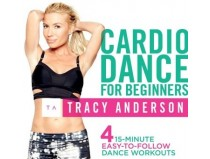 Cardio Dance For Beginners. Tracy Anderson