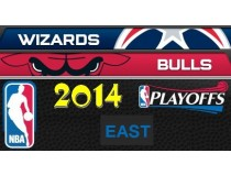 NBA Playoffs 2014. East. Первый раунд. Чикаго Буллз - Вашингтон Уизардз