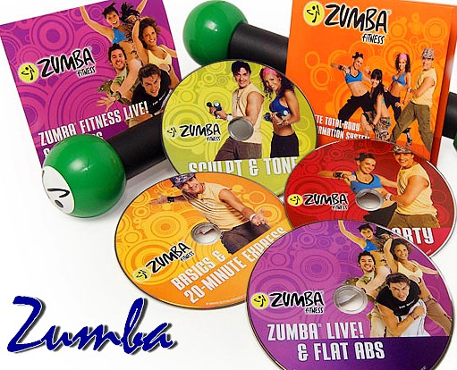 Zumba. Fitness Complete Total-Body Transformation System
